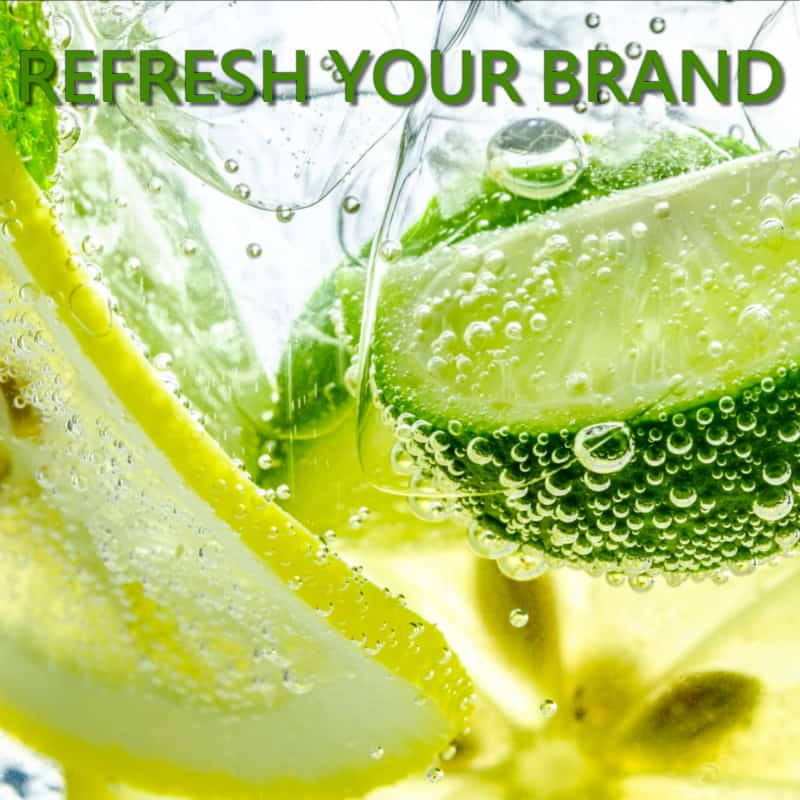 Refresh your brand with great copywriting gives your brand the competitive edge.