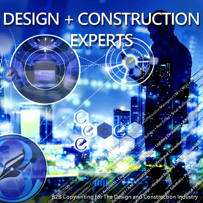 Design & Construction Experts, AEC Industry Experts Niche Content Writers, For The Design & Construction Industry