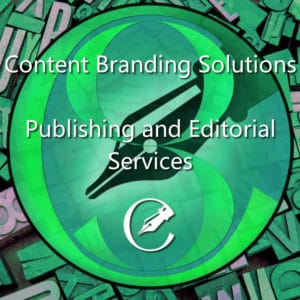Content Branding Solutions Editorial Services and Publishing Services from Denver