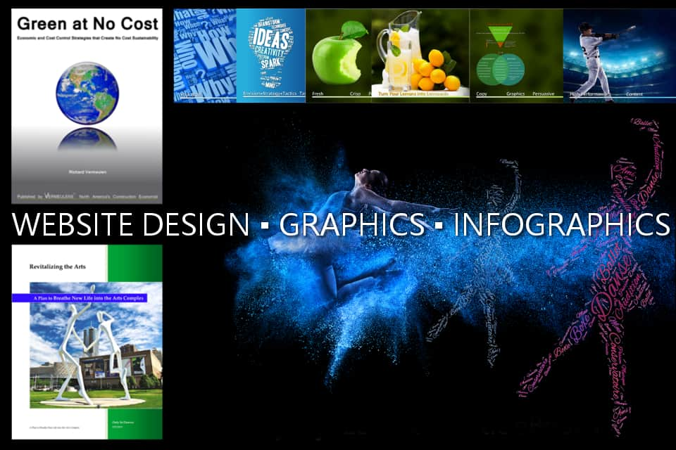 Graphics that grab your attention, speak many words to turn heads and attract eyeballs.