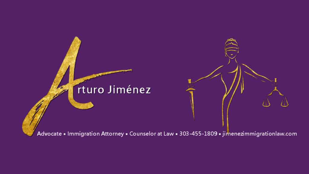 Color Symbolism in Web Design - Arturo Jimenez Law Website, Logo, Content and Branding by © Content Branding Solutions