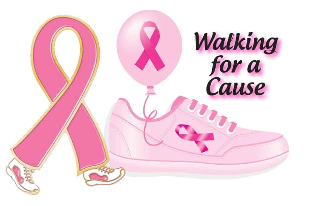 Walking for a cause, Peter and cheri Lucking, Content Branding Solutions, Denver, Colorado