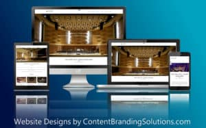 Website Development and Design by Content Branding Solutions