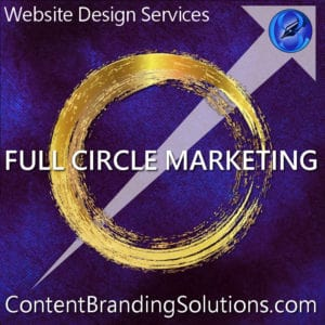 Full Circle Marketing (FCM) Article Series Take your website to the next level, with Persuasive Branded Content, Content Branding, Graphics, SEO, & CTA, from Content Branding Solutions in Denver
