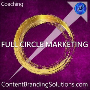 Full Circle Marketing Series Part 4 - Business Presentation Coaching