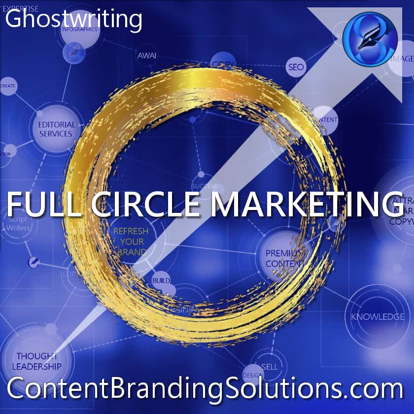 Ghostwriting and Confidential Projects by Content Branding Solutions