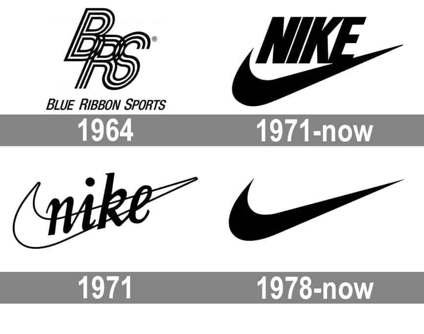 Branding Nike Logos
