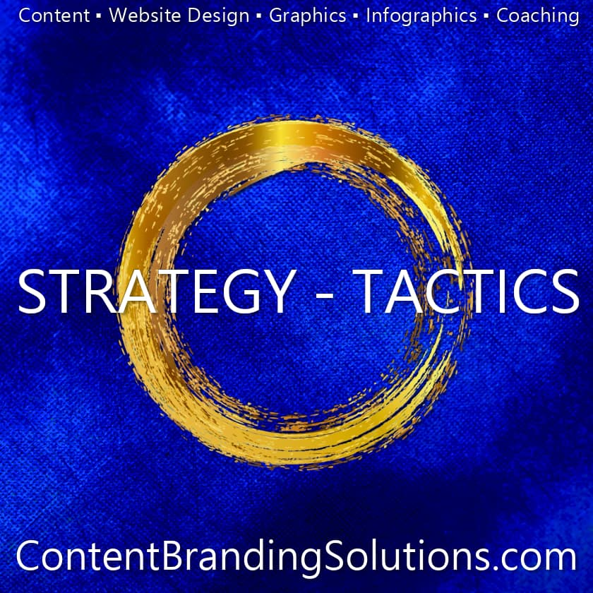 Branding Strategy and Tactics- Excerpt from Content Branding Solutions for Entrepreneurs - Strategic Content Marketing a New Book, eBook, Kindle by Cheri Lucking and Peter Lucking –Available on amazon
