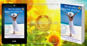 Book and Kindle - Tips To Live A Healthy Lifestyle - Secrets to Physical, Mental, and Spiritual Wellness, by Cheri and Peter Lucking provides straightforward, researched advice to live a healthy life