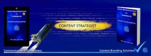 Image of a book and Kindle CONTENT BRANDING SOLUTIONS for ENTREPRENEURS - Strategic Content Marketing by Peter Lucking and Cheri Lucking Content Strategists for Content Branding Solutions, Denver, Colorado