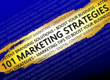 FREE Monthly Marketing Webinar: 101 Marketing Strategies to Boost Your Business from Content Branding Solutions Hosted by Cheri and peter Lucking