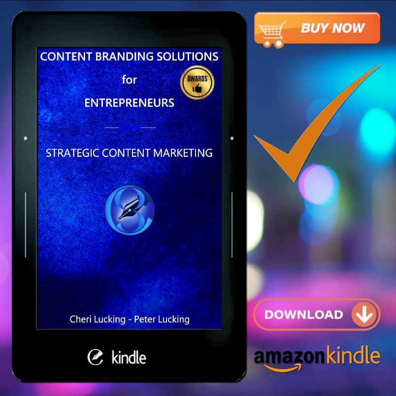 Content Branding Solutions Book and Kindle on sale at Amazon
