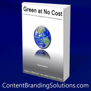 Green at No Cost Editorial and Editing Services and Graphics by Content Branding Solutions a digital content branding company specializing in fast affordable professional editorial services and related editing services for entrepreneurs, start-ups, small businesses, and professionals' editorial needs.
