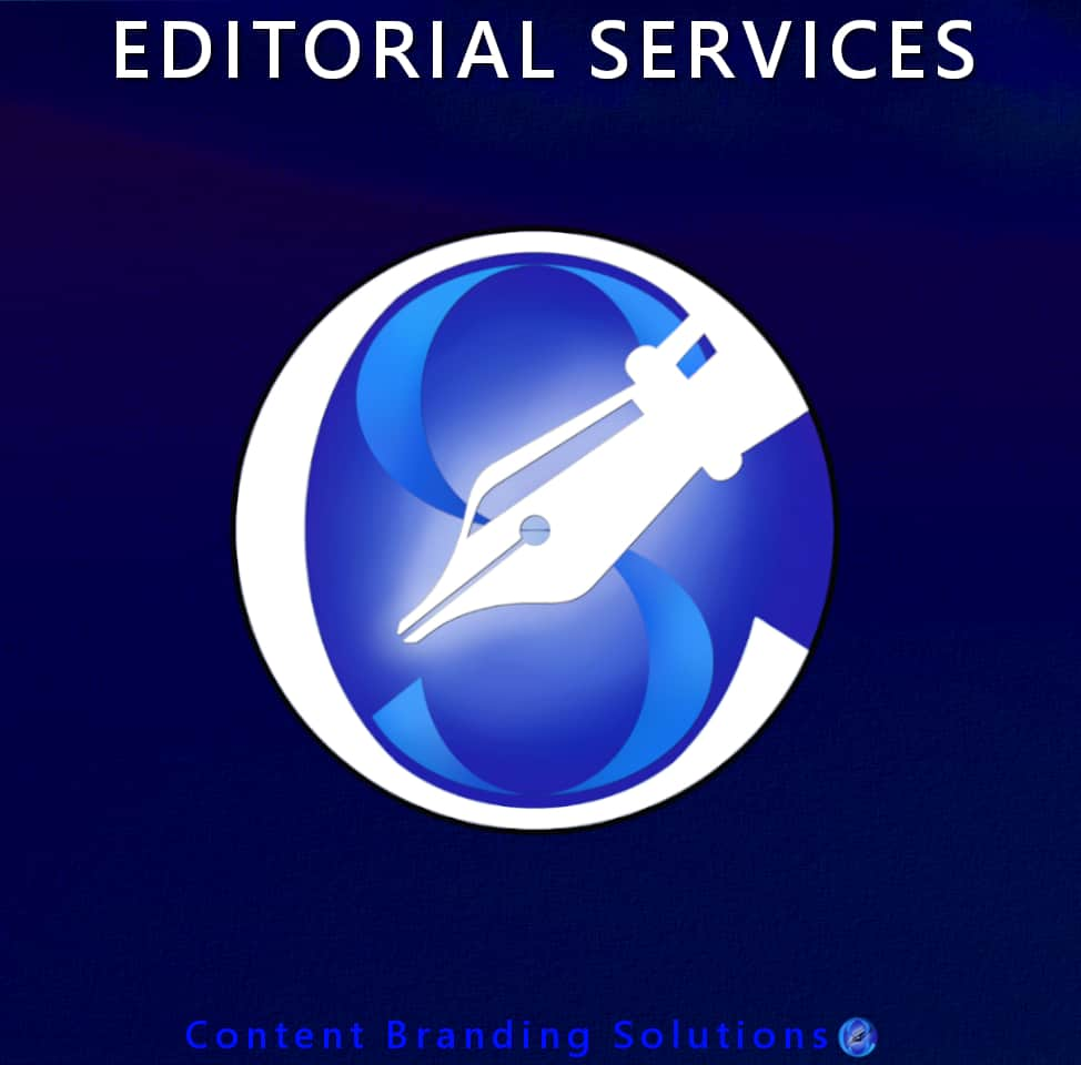 Editorial and Editing Services From Content Branding Solutions