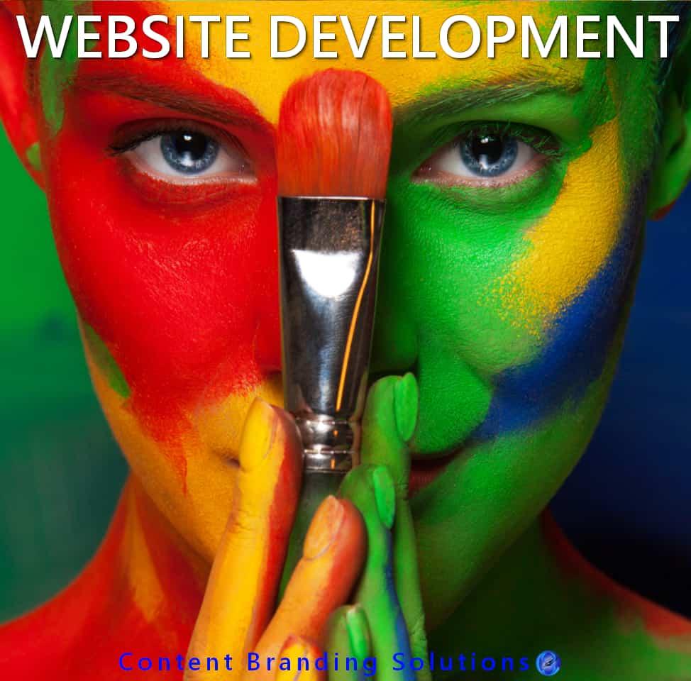 Website Development, Website Design, SEO, Graphics, and Infographics from Content Branding Solutions