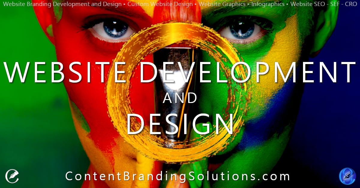 Content Branding Solutions - Content Marketing Strategists for Small Business - Website Design, Content, Images and Graphics by Content Branding Solutions in Denver, CO.  USA